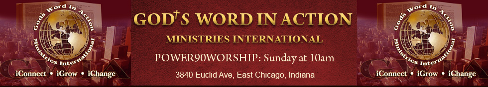 God's Word in Action Ministries International